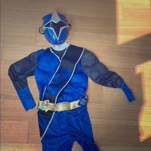Other - Blue power Ranger costume